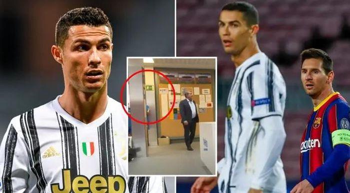 Barca lấy Ronaldo nhắc Messi và đồng đội phòng ngừa Covid-19 - ảnh 1