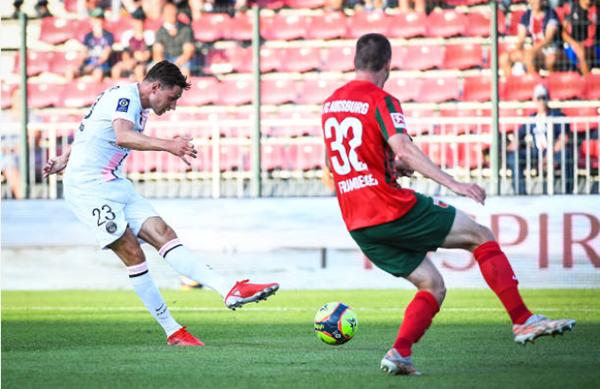 PSG 2-1 Augsburg: Draxler thăng, Icardi xịt - ảnh 1