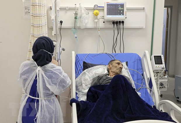 Palestine: Biến thể Delta chiếm 95% tổng số ca nhiễm ở Bờ Tây