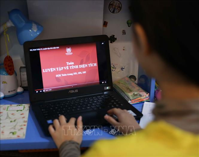 Cà Mau tổ chức dạy và học trực tuyến phù hợp