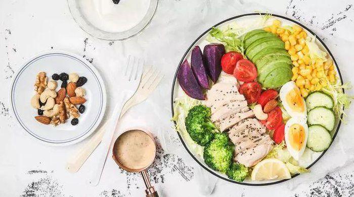 Ăn chay giảm cân bằng 2 thứ này, không những béo còn mắc bệnh