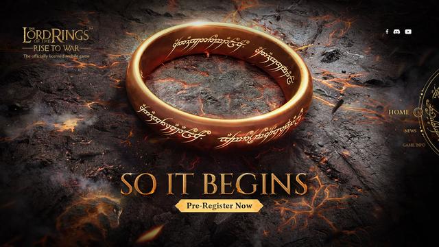 Sau bao năm, cuối cùng cũng có một The Lord of the Rings Mobile chính chủ để game thủ trở về thanh xuân