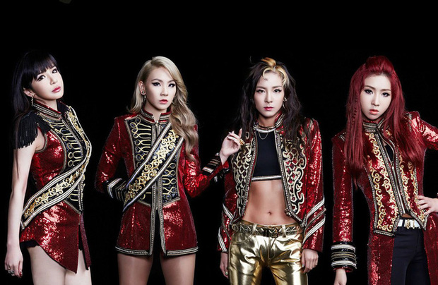 Thành viên hụt 2NE1 hội tụ cả dàn mỹ nhân siêu hot: Hết minh tinh Goblin và Goo Hye Sun đến cả Hoa hậu Hàn đẹp nhất thế giới