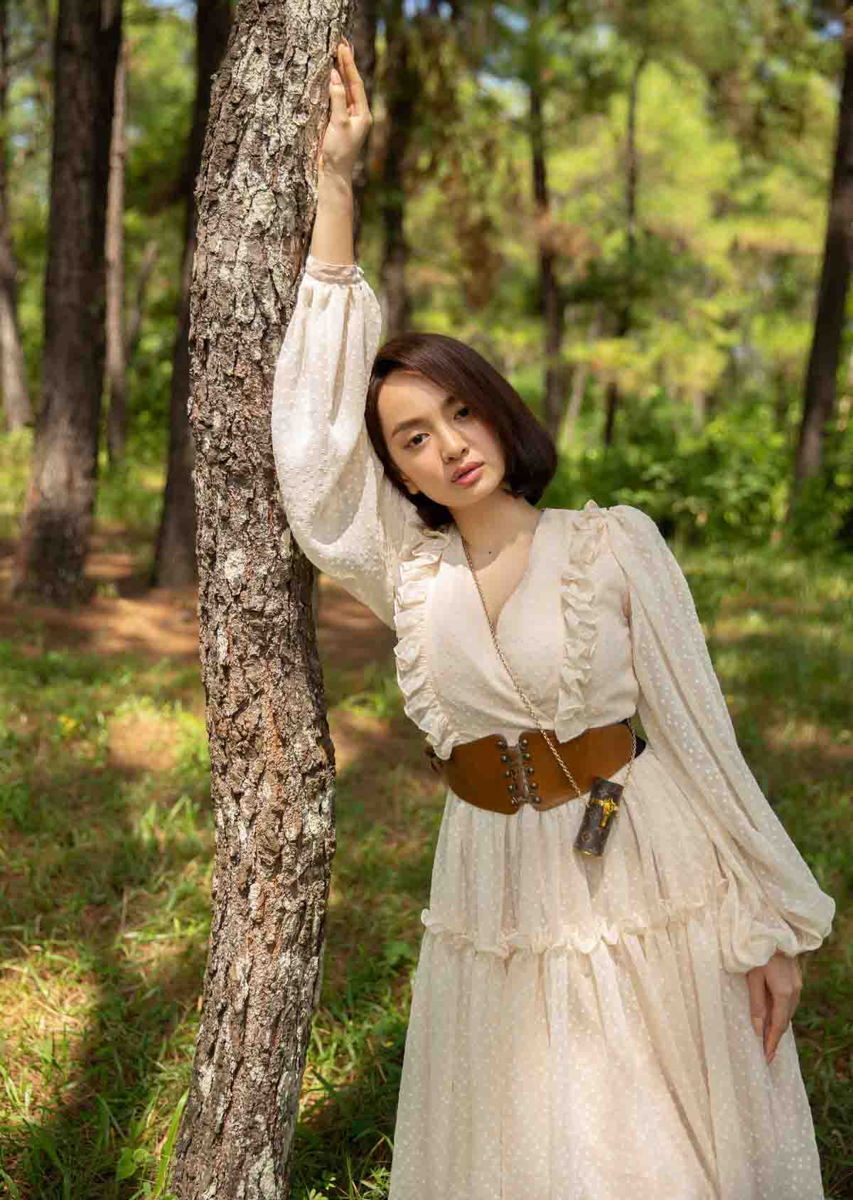 Vì sao Kaity Nguyễn không dám dao kéo?