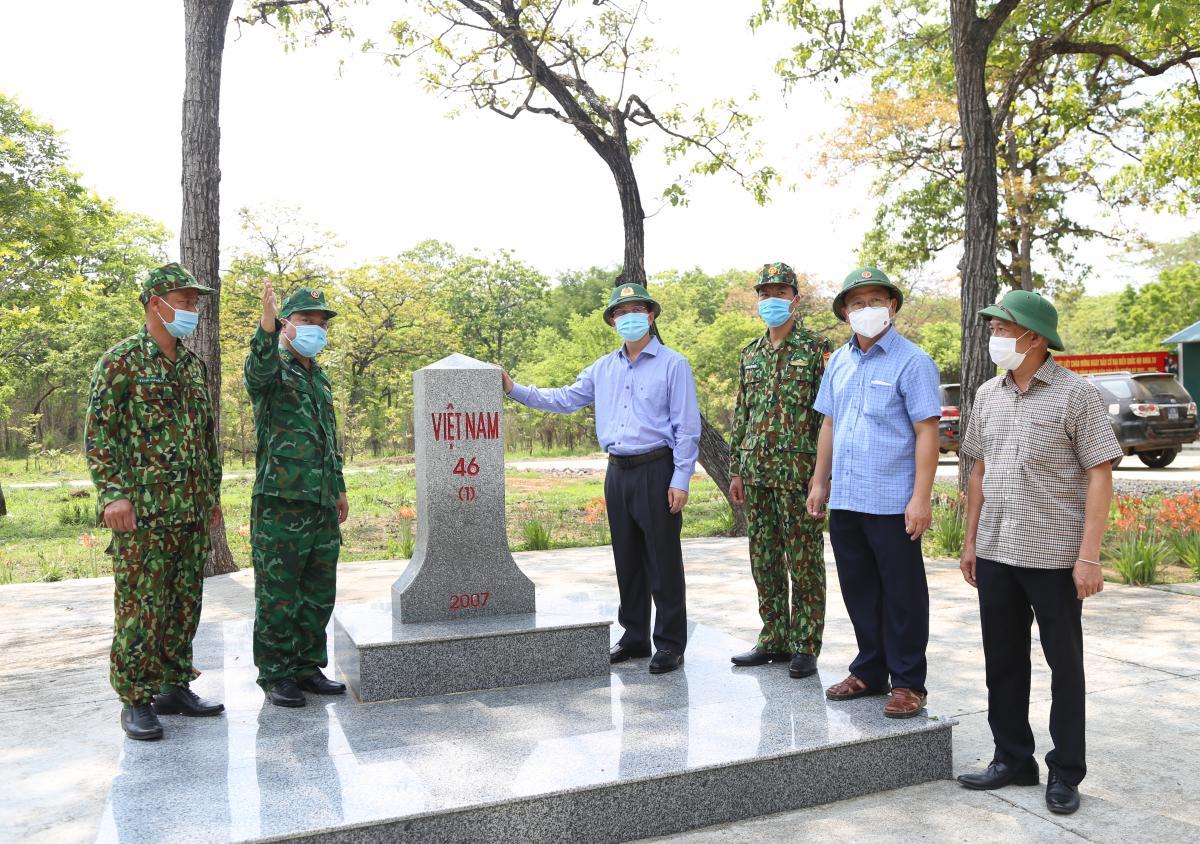 Đắk Lắk kiến nghị hàng loạt cơ chế phát triển kinh tế vùng biên giới