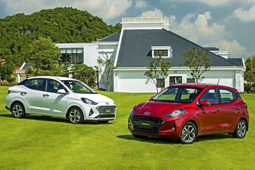 Hyundai Grand i10 2021 ra mắt với kích thước khủng, giá chỉ từ 360 triệu đồng