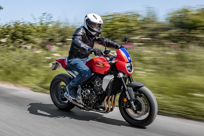 Phiên bản đặc biệt Honda CB1000R 5Four có giá 23.600 USD