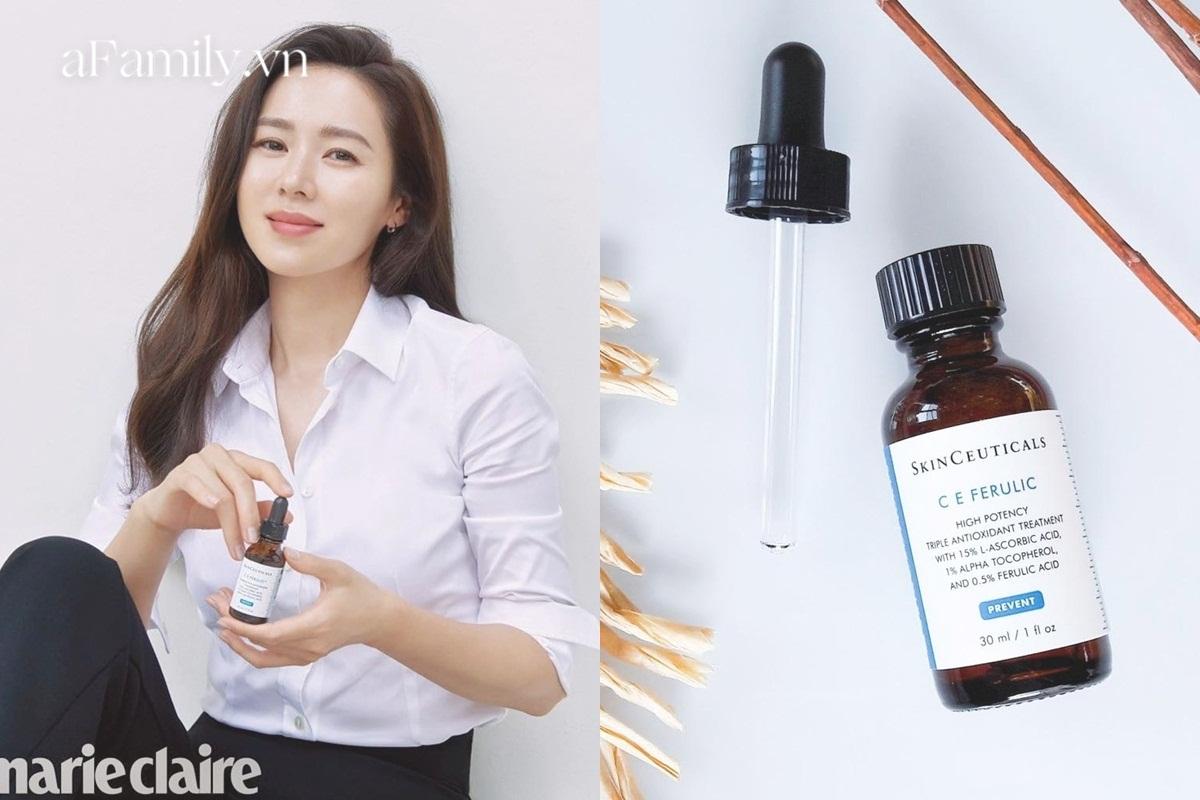 """6 serum chống lão hóa tốt nhất sao Hàn sử dụng, toàn loại """"là phẳng"""" nếp nhăn đỉnh"""