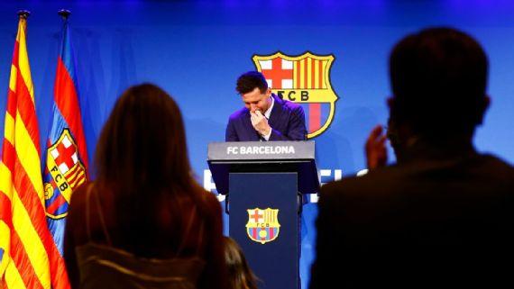 CHÙM ẢNH: Một ngày đặc biệt trong lịch sử Barcelona