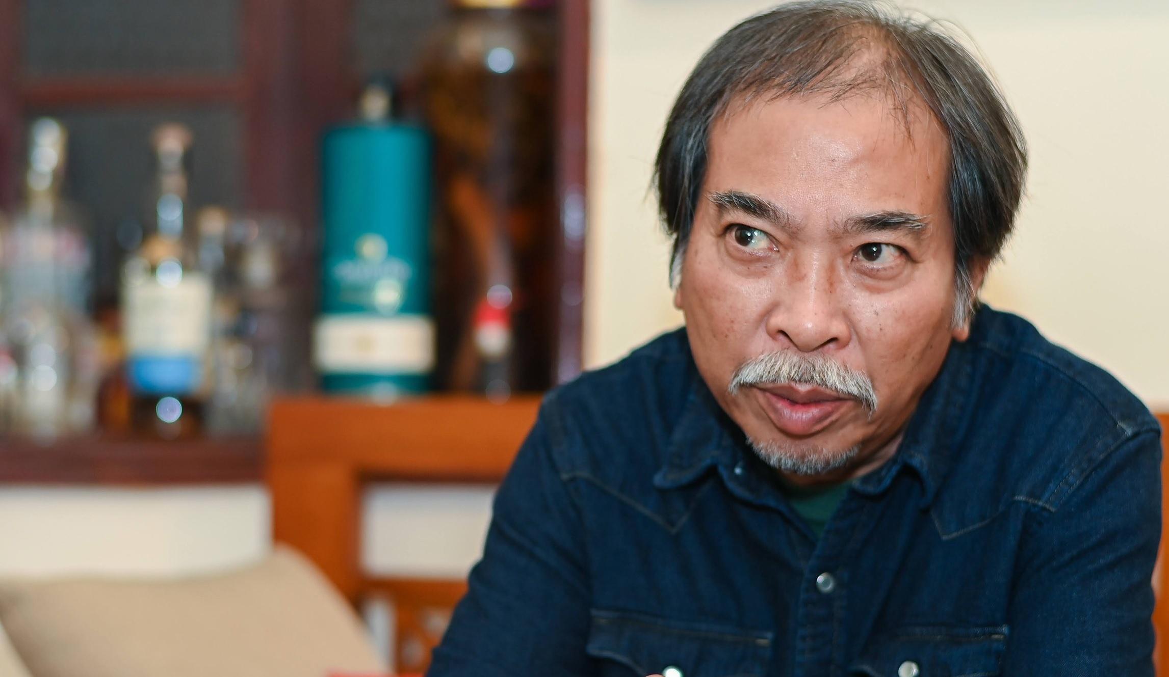 """Nhà văn Nguyễn Quang Thiều: """"Sách giúp ta vững tin đi qua mùa dịch"""""""