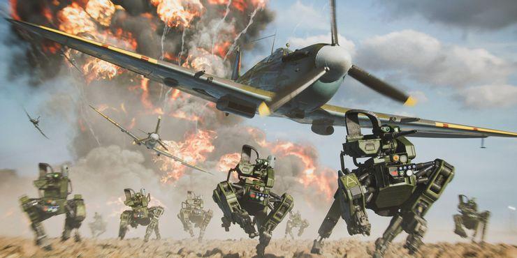Battlefield 2042 chuẩn bị beta trước thềm ra mắt trong năm nay