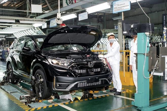 Biệt đãi chính sách, cứu ngành ô tô trong nước trước đại dịch Covid-19