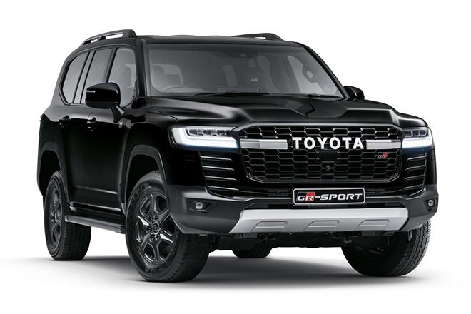 """Ra mắt Toyota Land Cruiser 300 GR-S 2022, """"ngầu"""" hơn và đắt đỏ hơn"""