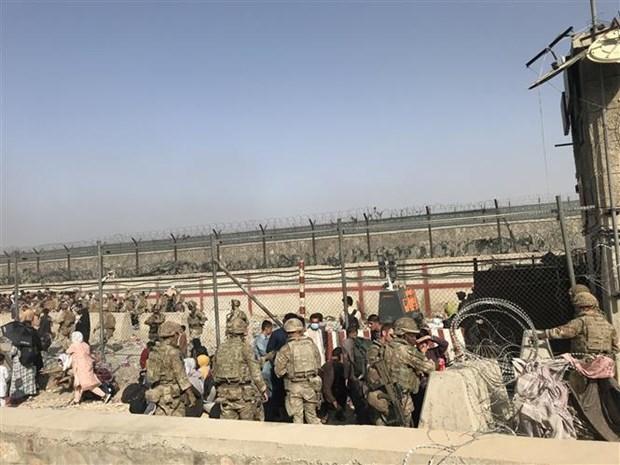 EU kêu gọi Mỹ đảm bảo an ninh cho hoạt động sơ tán tại Afghanistan