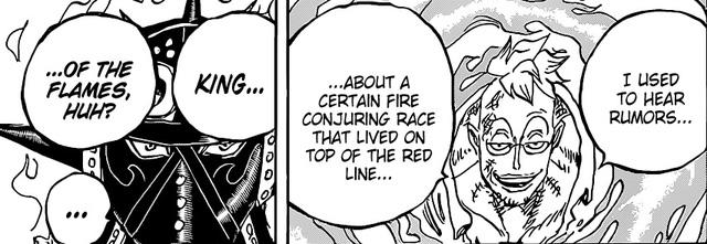 One Piece: Bí ẩn về sự mất tích chủng tộc của King Hỏa Hoạn, Red Line có thể chính là câu trả lời?