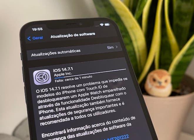 """Nhiều iPhone đang bị """"tàn phá"""" bởi iOS 14.7.1"""