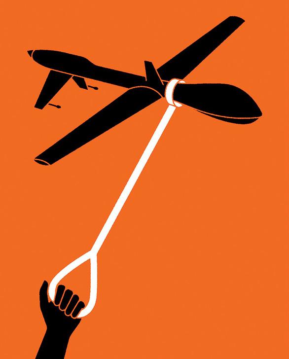 Chiến tranh drone – chiến tranh của tương lai
