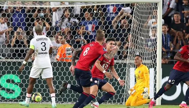 Neymar và Mbappe vắng mặt, PSG ôm hận ở Siêu cúp Pháp