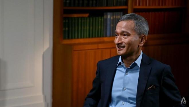 Ngoại trưởng Singapore lý giải vì sao Phó Tổng thống Mỹ thăm Singapore, Việt Nam