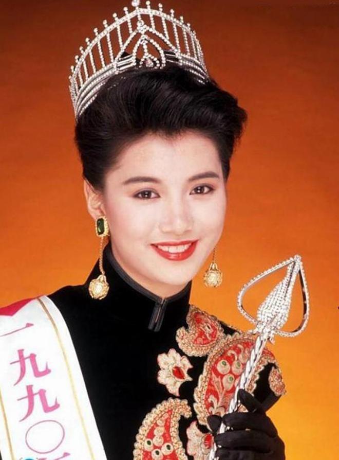"""Nhan sắc xinh đẹp """"vạn người mê"""" của dàn mỹ nhân TVB thuở còn đi thi hoa hậu"""