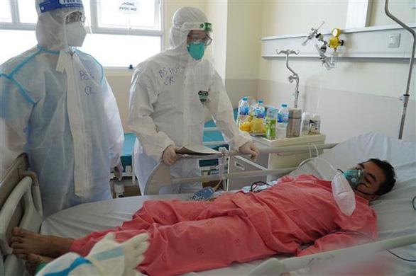 Cứu bệnh nhân COVID-19 nguy kịch nhờ trang fanpage Bệnh viện Chợ Rẫy