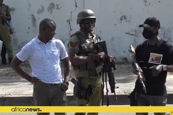 Xả súng gần sứ quán Pháp ở Tanzania, nhiều người thiệt mạng