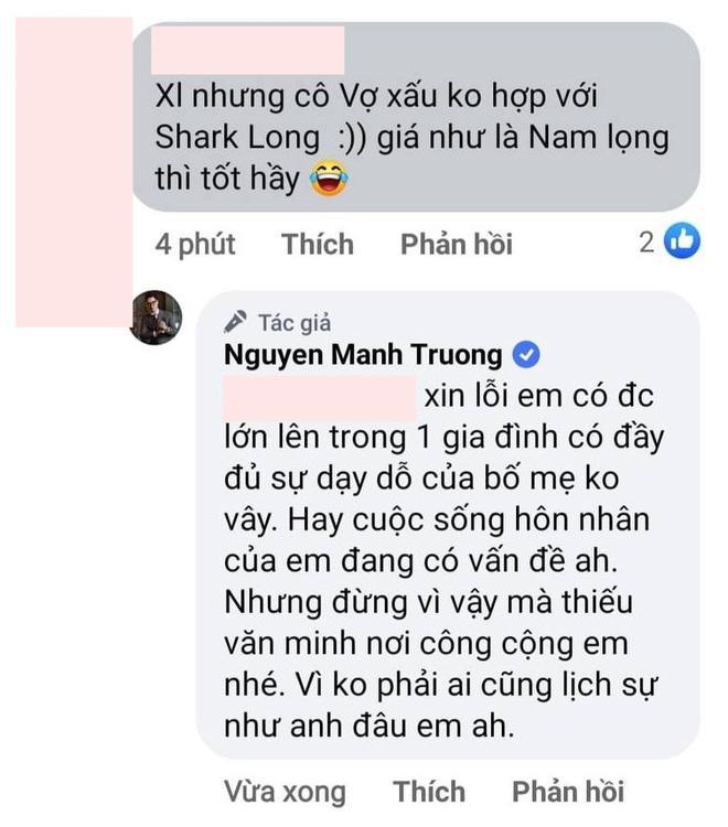 """Phương Oanh cũng """"chào thua"""" vợ Mạnh Trường về độ táo bạo"""