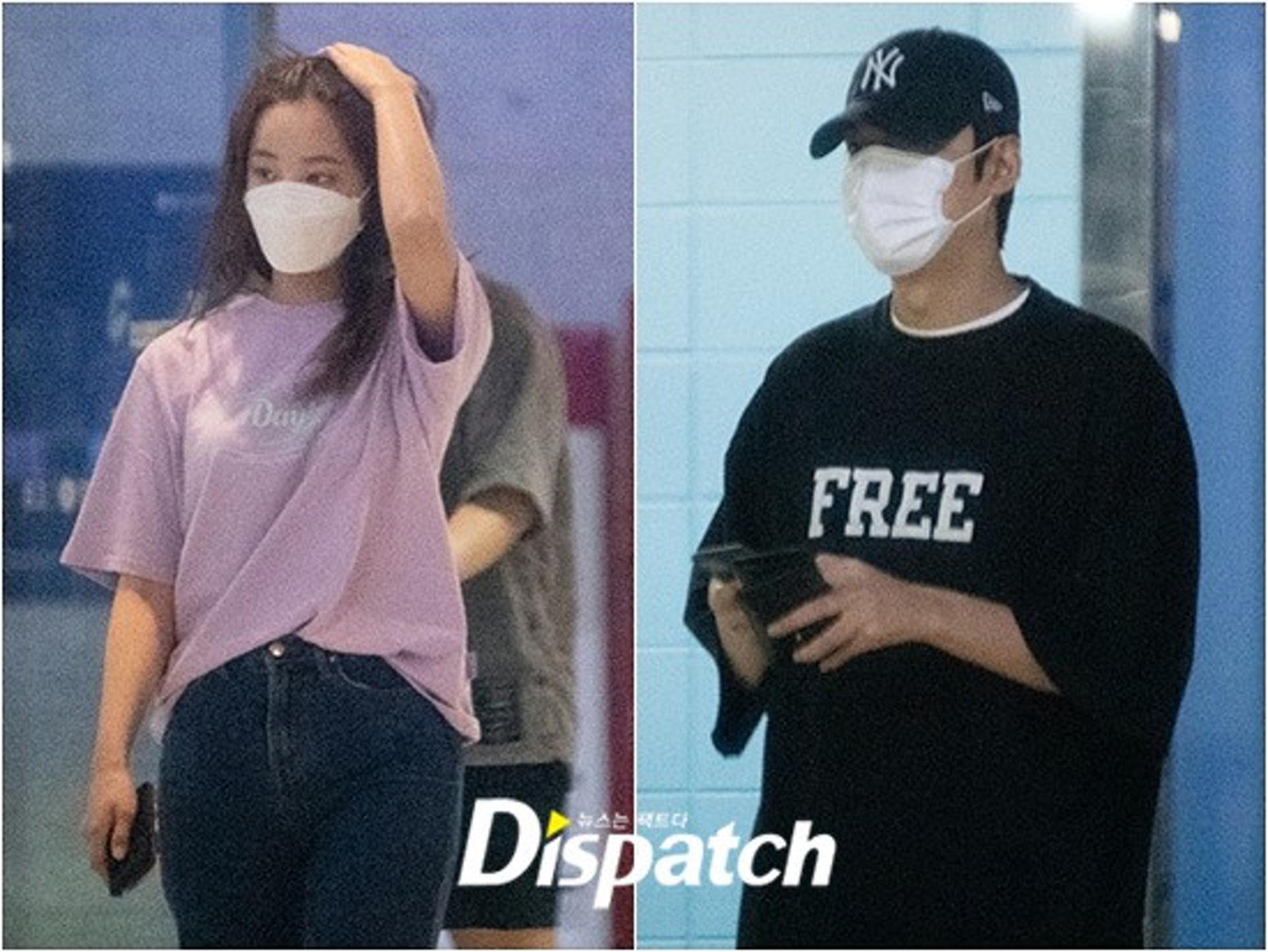 Cô gái lên top 1 tìm kiếm vì thông tin yêu Lee Min Hoo, từng gặp tai nạn quần ngắn