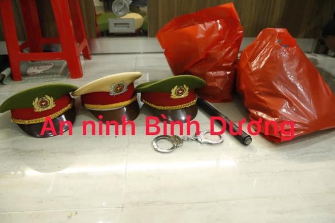 Bắt gã đàn ông sống cùng 2 cô gái trẻ trong căn hộ ở TP Thủ Dầu Một