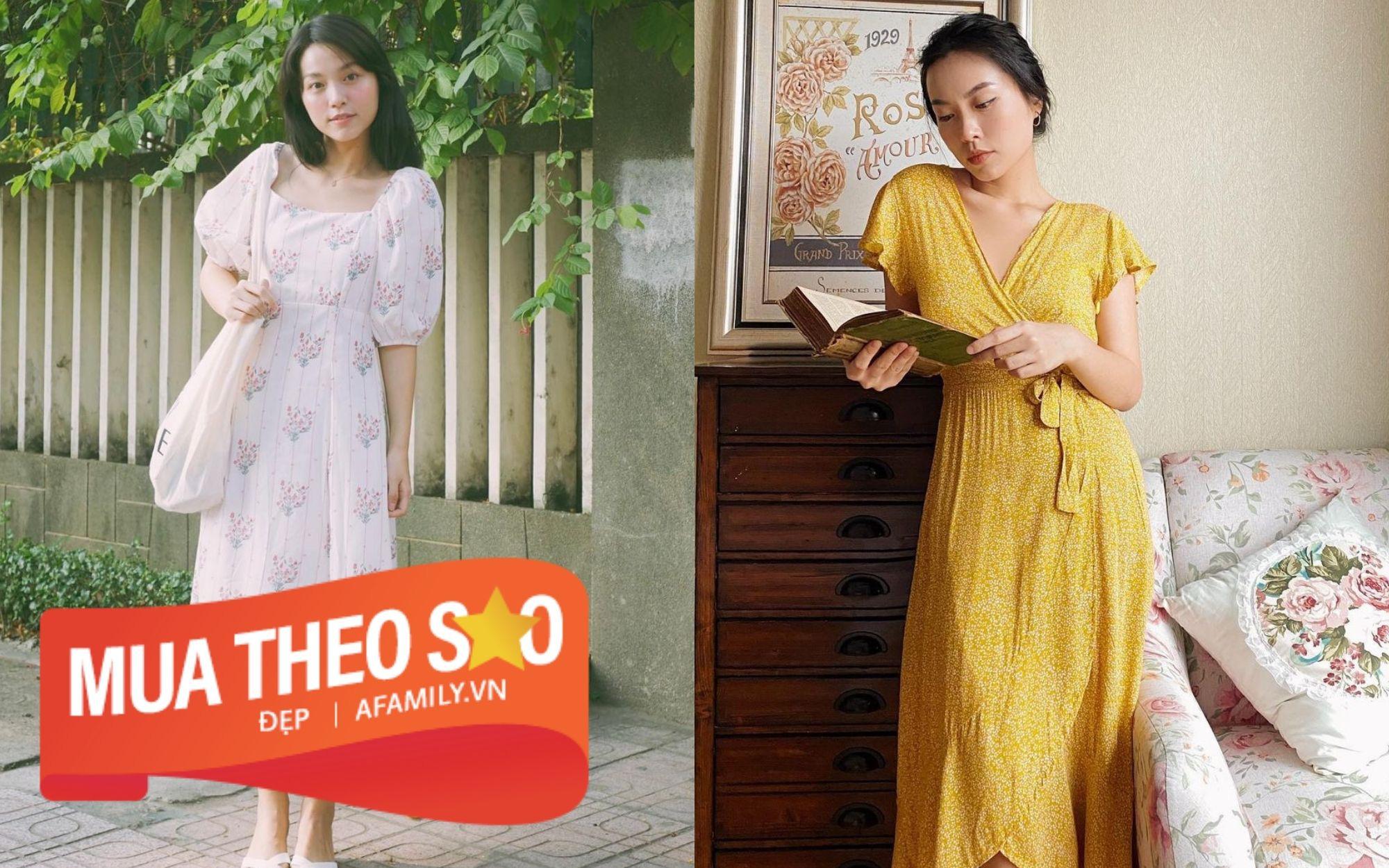 4 kiểu váy hè được mỹ nhân Thái yêu thích