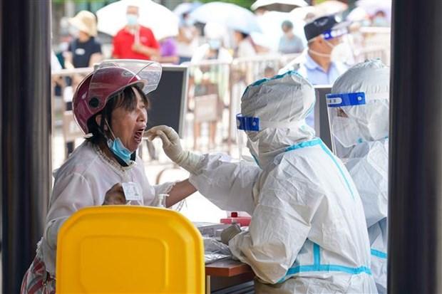 Trung Quốc đại lục ghi nhận 35 ca mắc mới, lây nhiễm tại Ấn Độ tăng