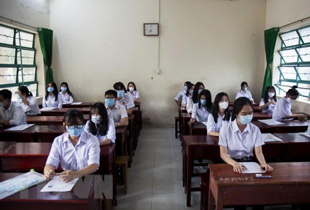 Kỳ thi tốt nghiệp THPT đợt 2: Có 11 điểm thi ở An Giang