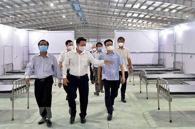 """""""Tây Ninh phải giảm tối đa F0 không triệu chứng chuyển biến nặng"""""""