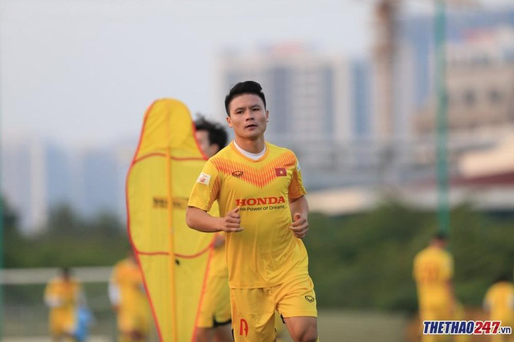 ĐTQG Việt Nam gặp nhiều khó khăn trước thềm Vòng loại World Cup