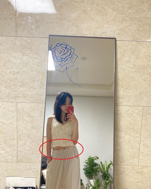 Hết 4 lần cắt cổ tay tự tử, nữ idol Mina (AOA) lại gây sốc nặng khi vô tình để lộ vết sẹo rạch bụng đầy ám ảnh trên MXH