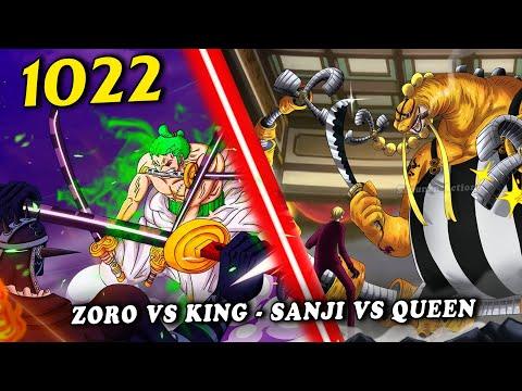 """Spoil chi tiết One Piece 1022: Marco lui về phía sau cho các """"vedette"""" của sân khấu lên sàn trình diễn"""