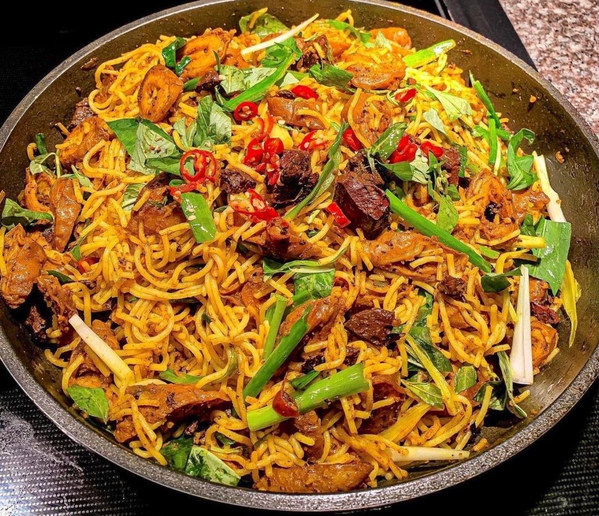 Món bún trị ho và loạt đặc sản Việt bổ dưỡng
