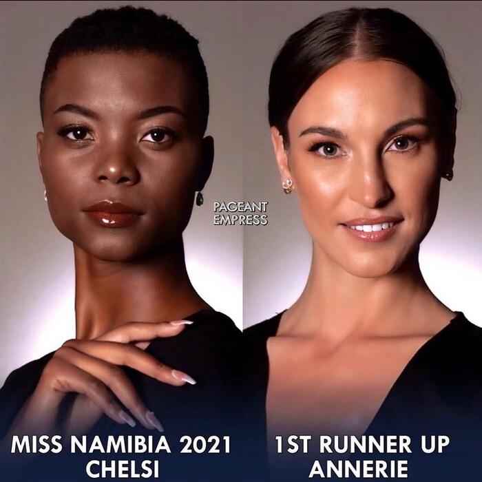 """Nambia """"mạo hiểm"""" khi gửi Á hậu 1 đến Miss World 2021: Đường đua vương miện của Đỗ Hà trở nên gay cấn"""