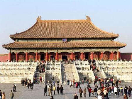 5 triều đại hùng mạnh nào của Trung Hoa sụp đổ vì khí hậu?