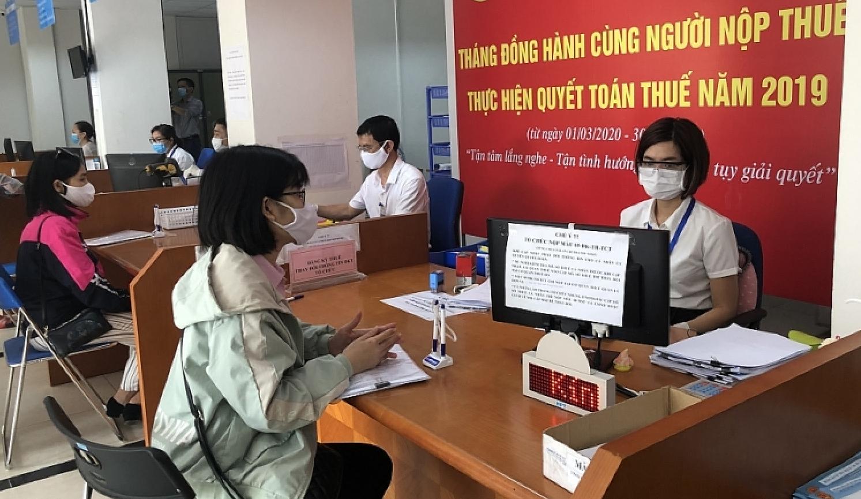 """Ngành Thuế Hà Nội: Nhiều giải pháp """"tiếp sức"""""""" doanh nghiệp, hộ kinh doanh vượt qua đại dịch"""
