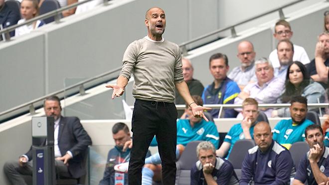 Man City khởi đầu thất bại: Bước hụt thê thảm chỉ vì thiếu Kane?