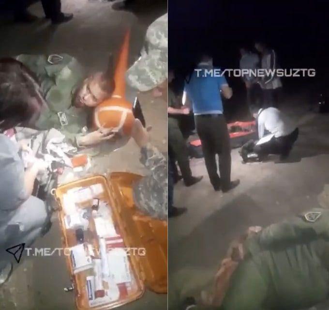Nhập nhằng thông tin máy bay quân sự Afghanistan rơi ở Uzbekistan