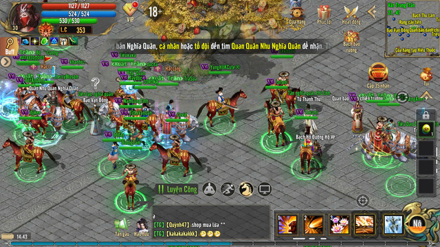"""Đội ngũ phát triển Kiếm Thế ADNX Mobile: """"Ý kiến đóng góp của game thủ đối với chúng tôi là những món quà vô giá"""""""
