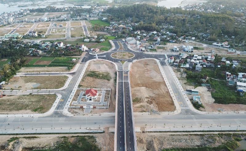 Quảng Ngãi: 5 khu tái định cư được xây dựng