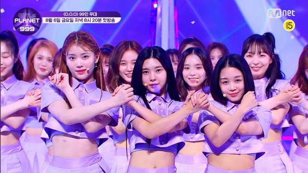 Center Nhật Bản trong show Mnet bị Knet chê kém sắc, công nghệ trang điểm đỉnh cao của Hàn cũng không cứu vớt được