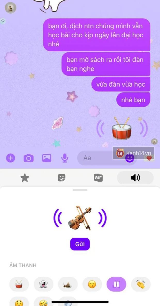 Messenger bất ngờ tung emoji biết hát với hai ca khúc của Ariana Grande, kiểm tra ngay xem bạn đã có chưa?