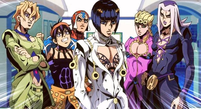 "Manga Jojo""s Bizarre Adventure sẽ ra mắt phần 9 tiếp nối câu chuyện về gia đình Joestar"
