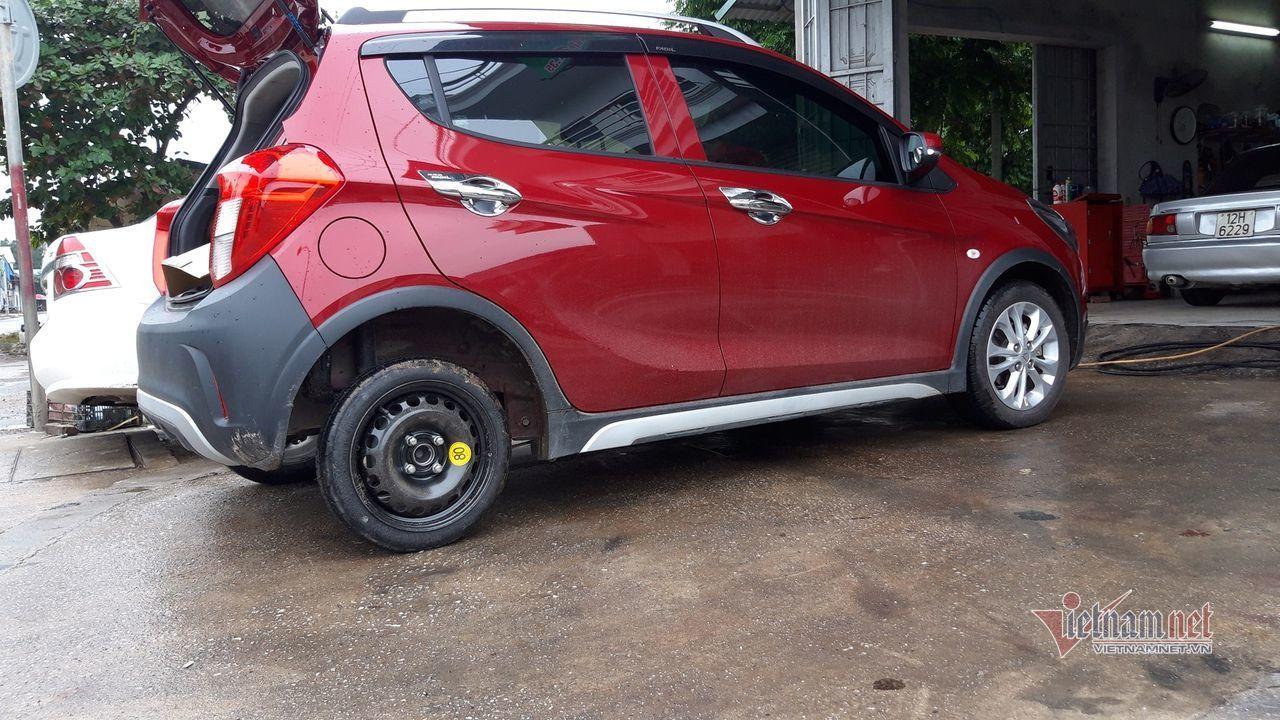 Điều bất ngờ về lốp dự phòng ô tô, nhiều chủ xe Việt ít biết