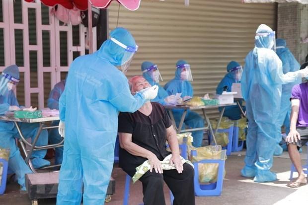 Bình Dương tăng năng lực điều trị bệnh nhân COVID-19 ở tuyến huyện