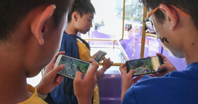 Trẻ em Trung Quốc chỉ được phép chơi game online 3 tiếng một tuần